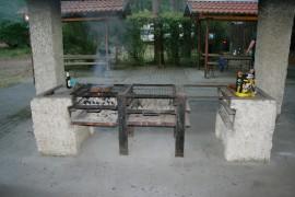 Camping-Grillplatz